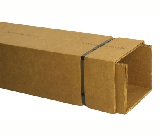 Gutter Shipping Box Priced Per Foot