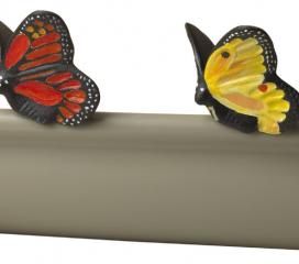 Butterflies, Hand Painted