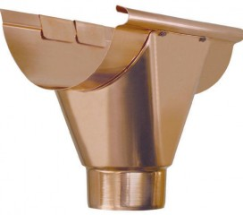 Copper Funnel Outlets