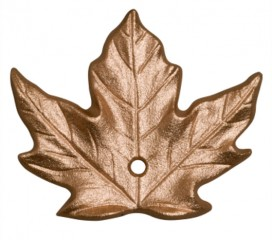 Maple Leaf Medallion