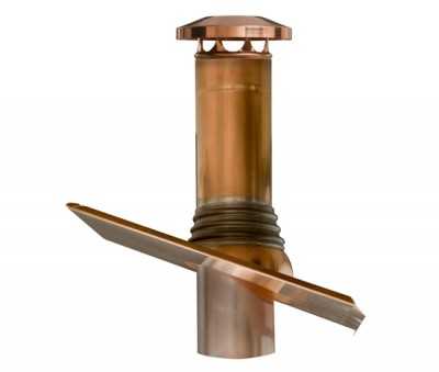 Copper Roof Vent Pipe