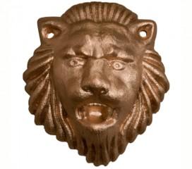 Lion Medallion
