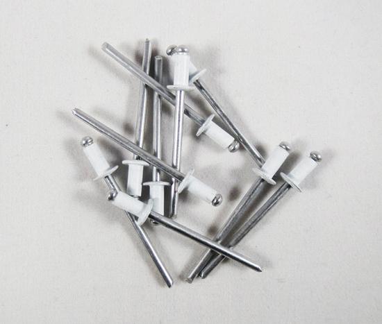 42 Pop Rivets Aluminum Amp Copper 100 Count
