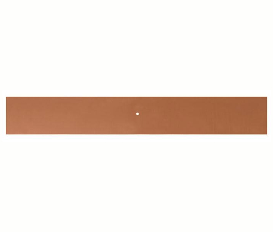 Straps For 5 Downspout Copper Classic Gutter Systems
