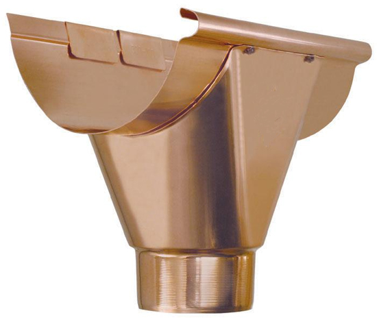 Funnel Outlets Classic Gutter Systems
