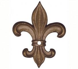 Cast Fleur-de-Lis