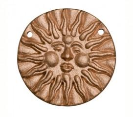 Sun Medallion
