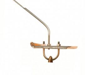 Rain Chain Hanger Units for K-Style Gutter, 5